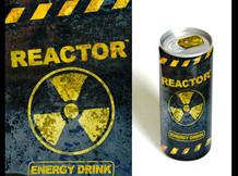 REACTOR-энергетический напиток